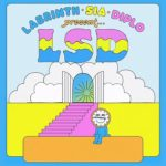 Lyric Video LSD Heaven Can Wait Diplo Sia Labrinth
