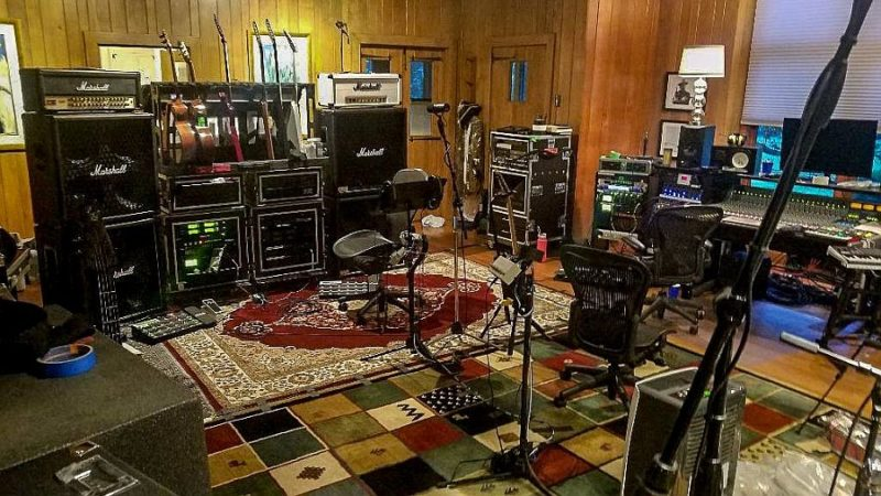 Teaser studio Megadeth album nou 2019 (1)