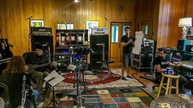 Teaser studio Megadeth album nou 2019 (2)