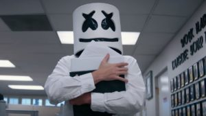 Videoclip Marshmello Imagine