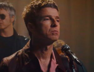 Videoclip Noel Gallagher's High Flying Birds Black Star Dancing