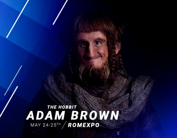 Adam Brown - Comic Con