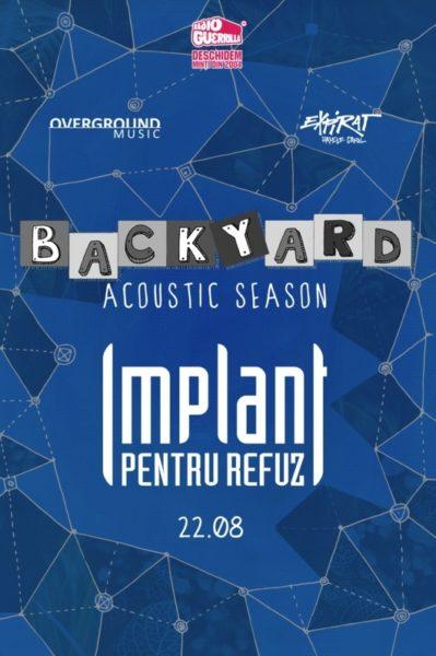 Poster eveniment Implant Pentru Refuz