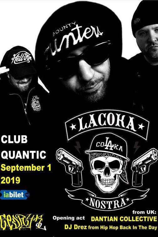 La Coka Nostra la Quantic Club