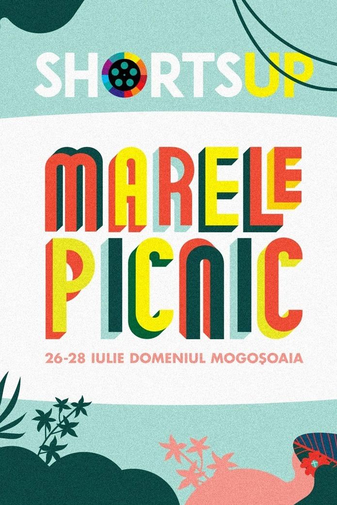 Marele Picnic ShortsUP 2019 la Palatul Mogoșoaia