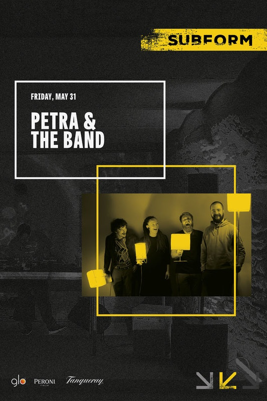 Petra & The Band la SubForm
