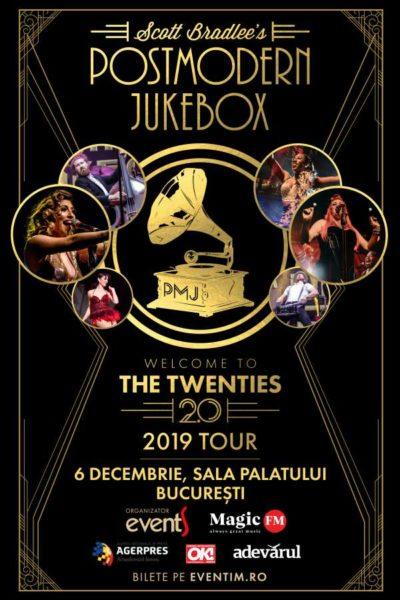 Poster eveniment Postmodern Jukebox
