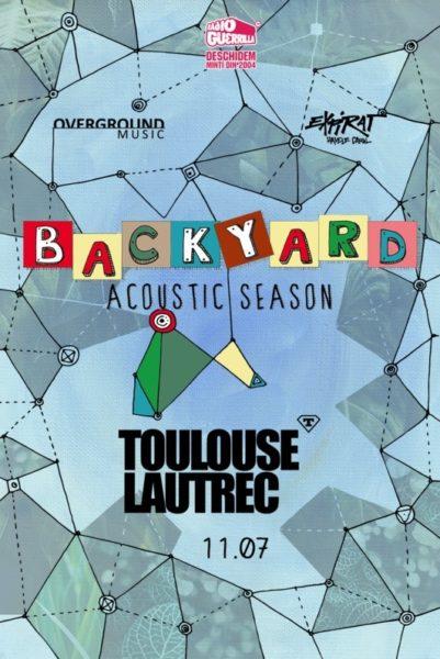 Poster eveniment Toulouse Lautrec