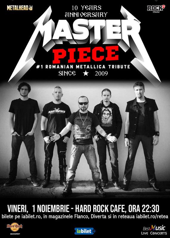 Tribut Metallica la Hard Rock Cafe
