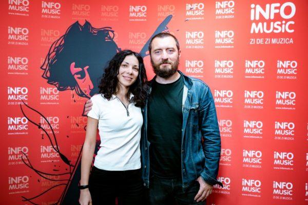 Cătălin Rulea (Toulouse Lautrec) și Raluca Chirilă - InfoMusic