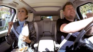 Celine Dion & James Corden