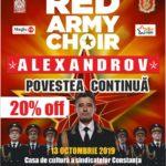 Red Army Choir 2019