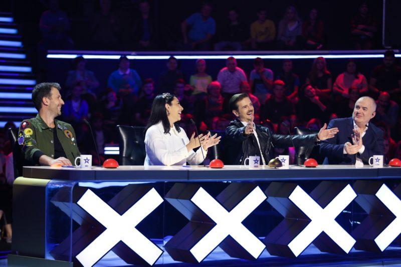 Juriul Românii Au Talent