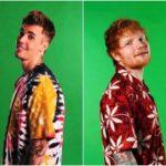 Justin Bieber / Ed Sheeran