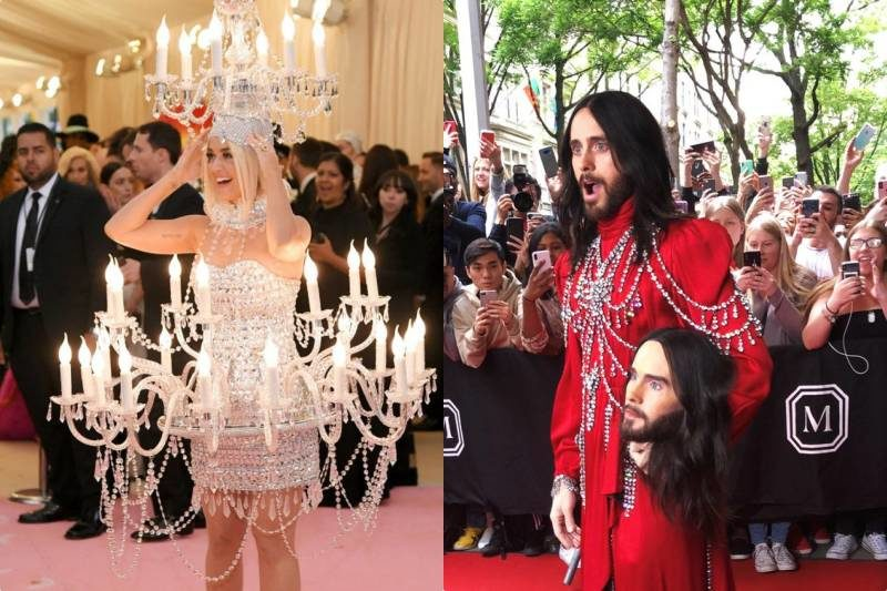 Katy Perry / Jared Leto