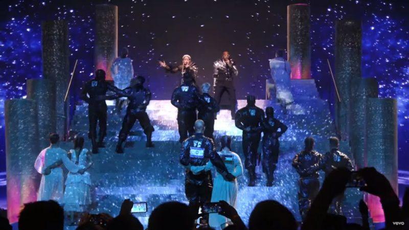 Madonna & Quavo Eurovision 2019