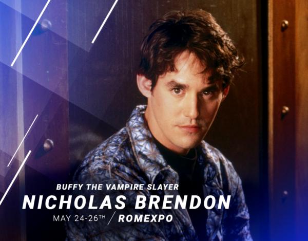 Nicholas Brendon - Comic Con