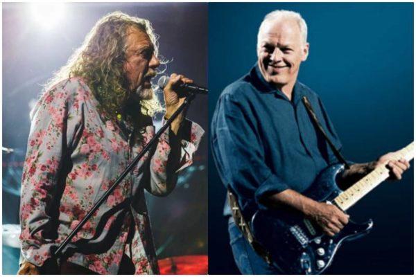 Robert Plant / David Gilmour