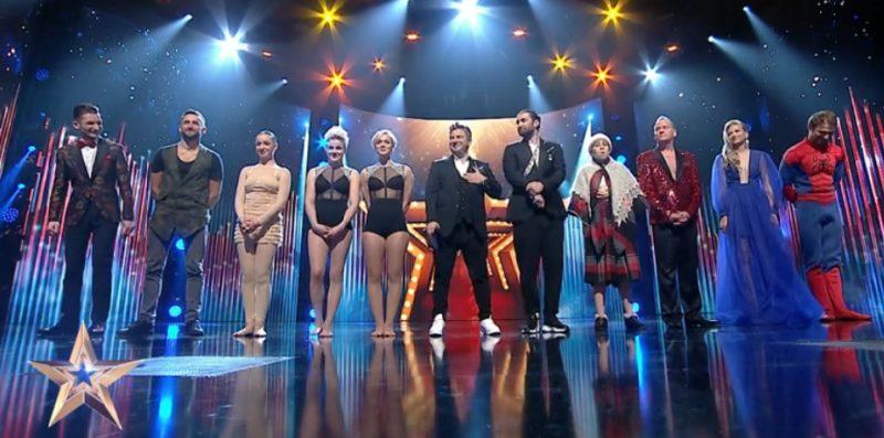 Românii au talent! - Semifinala