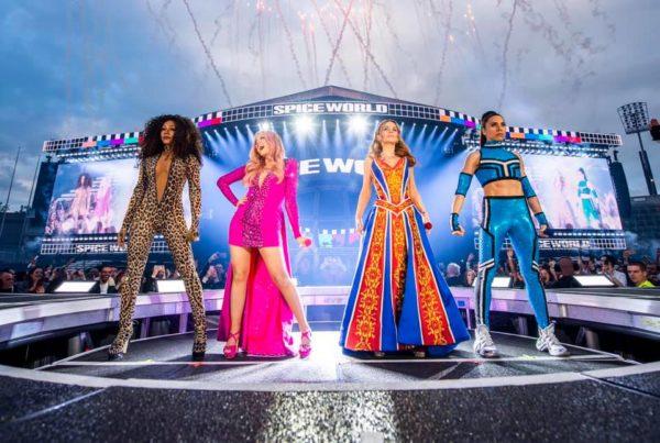 Spice Girls 2019 Reunion