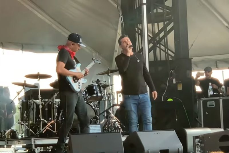 Tom Morello & Serj Tankian