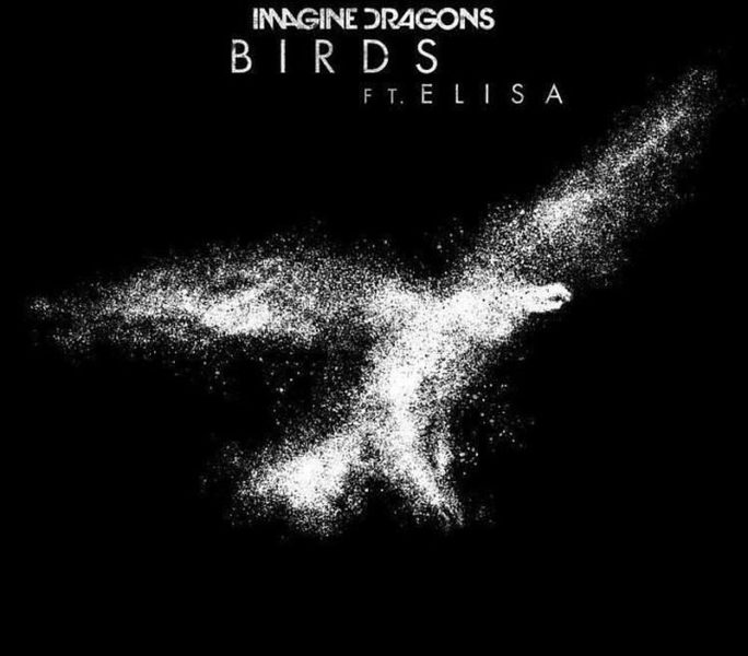 Coperta Single Imagine Dragons Elisa Birds remix