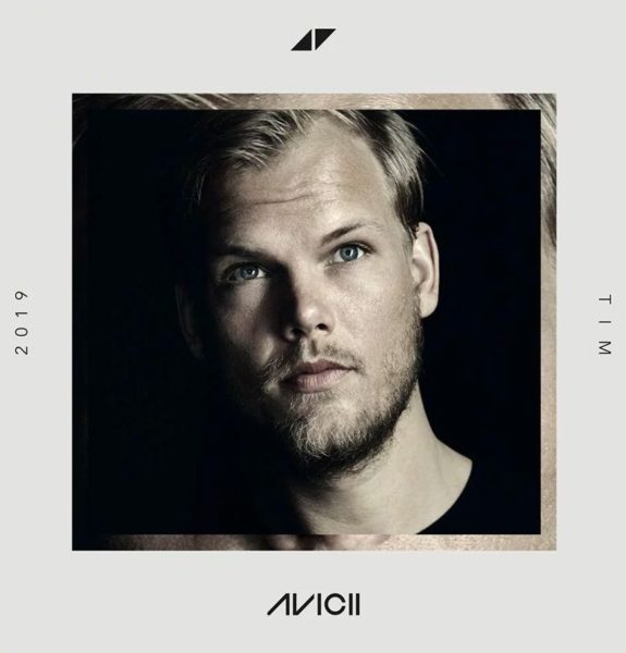 Coperta album Avicii TIM 2019