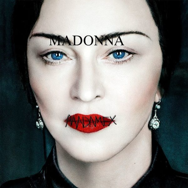 Coperta album Madonna Madame X