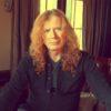 Dave Mustaine, solistul Megadeth a fost diagnosticat cu cancer la gât; Îşi anulează concertele din 2019