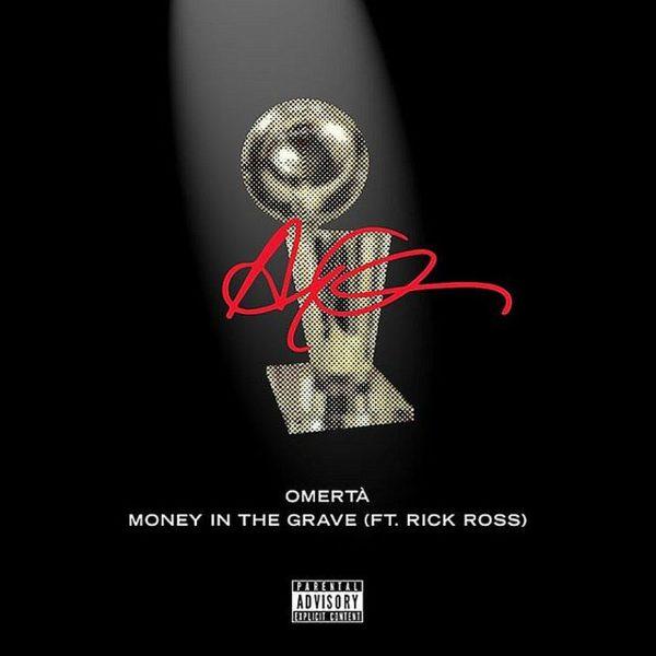 Drake Coperta EP Money in the Grave Omerta
