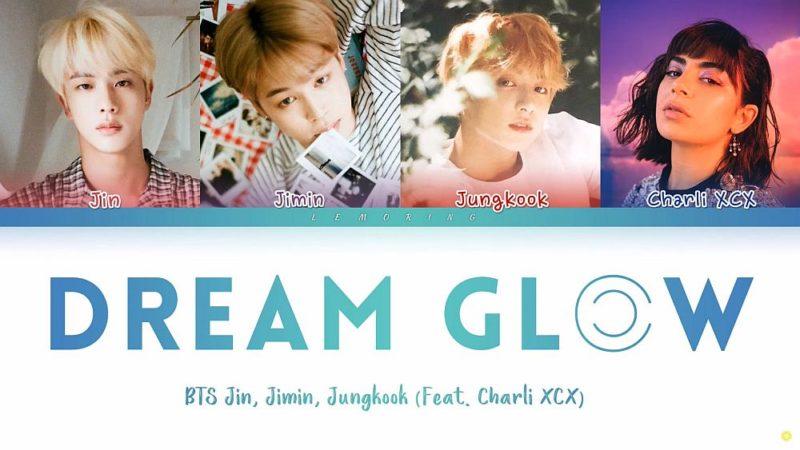 Single BTS Charli XCX Dream Glow