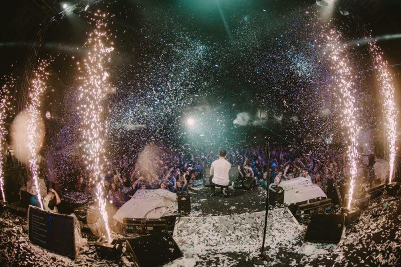 The Motans în concert la Arenele Romane, 31 mai 2019