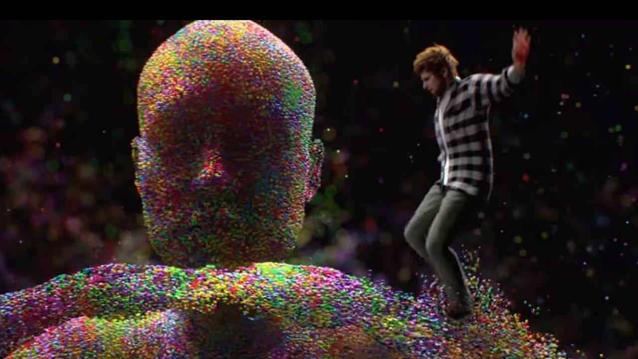 Videoclip Ed Sheeran Chance the Rapper Cross Me