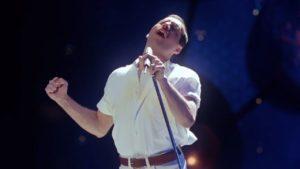 Videoclip Freddie Mercury TIme Waits For No One