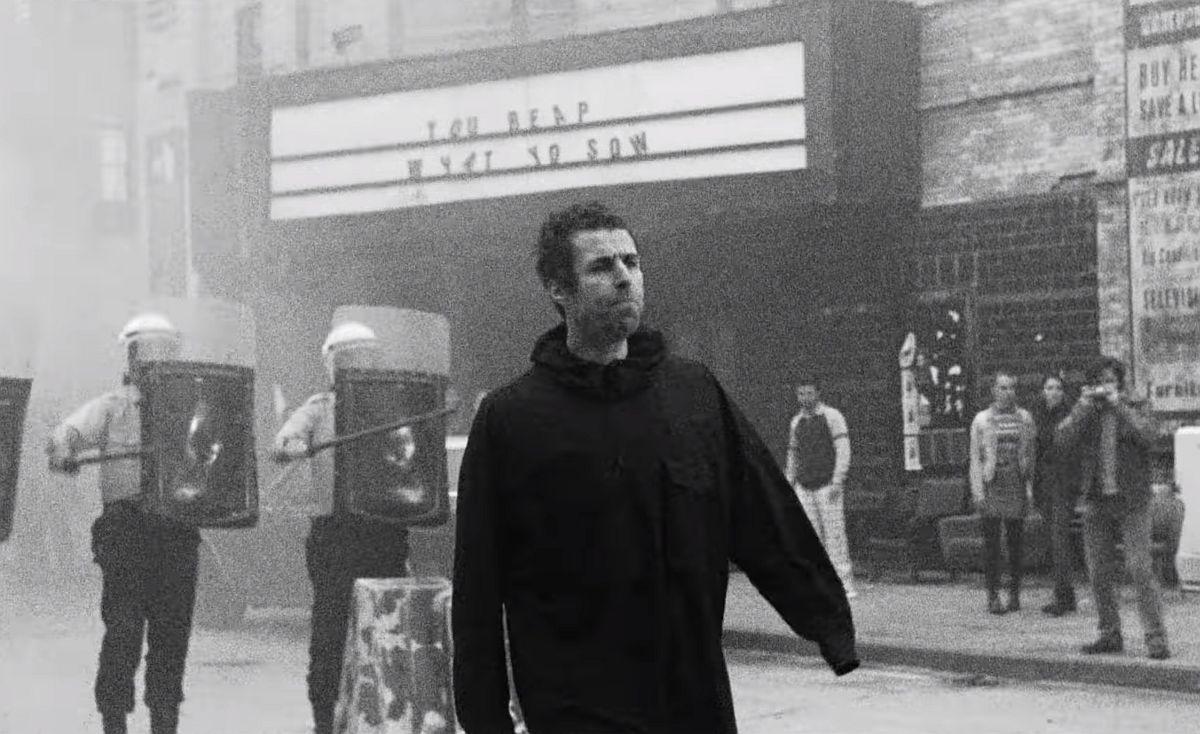Videoclip Liam Gallagher Shockwave
