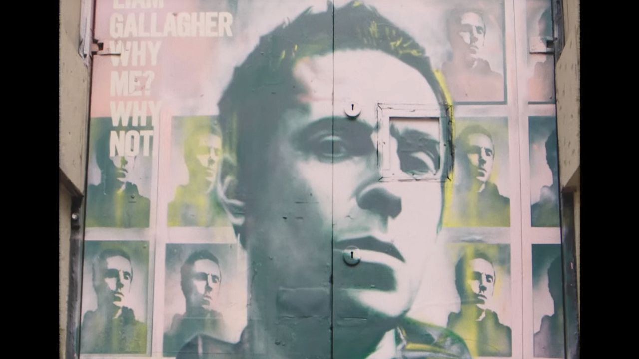 Videoclip Liam Gallagher The River