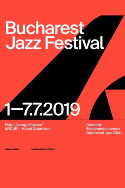 Poster eveniment Bucharest Jazz Festival 2019