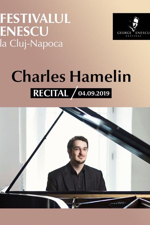 Charles Hamelin la Academia de Muzică