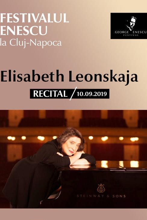 Elisabeth Leonskaja la Universitatea