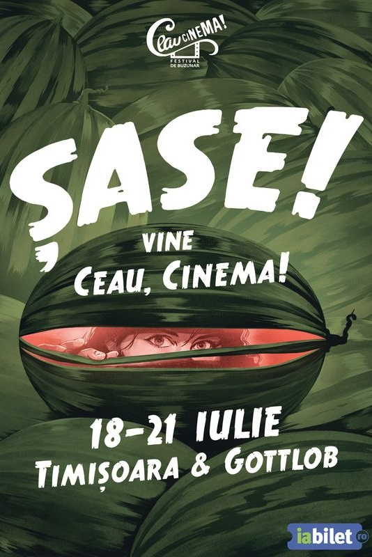 Festivalul Ceau, Cinema! 2019 la Timișoara