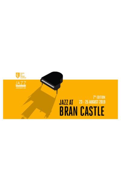 Poster eveniment Jazz at Bran Castle 2019