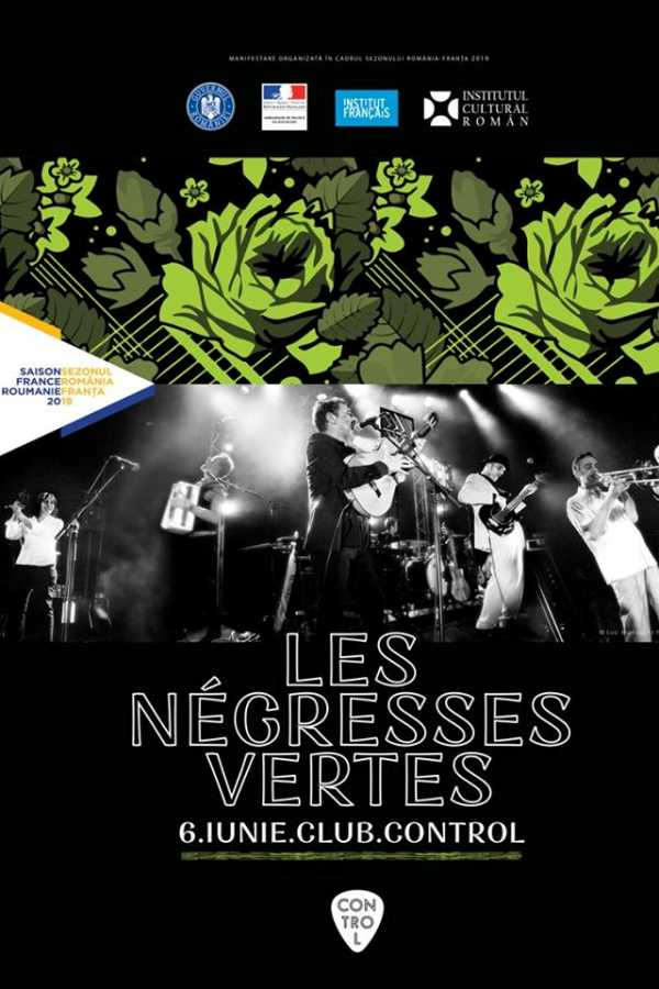 Les Negresses Vertes la Club Control