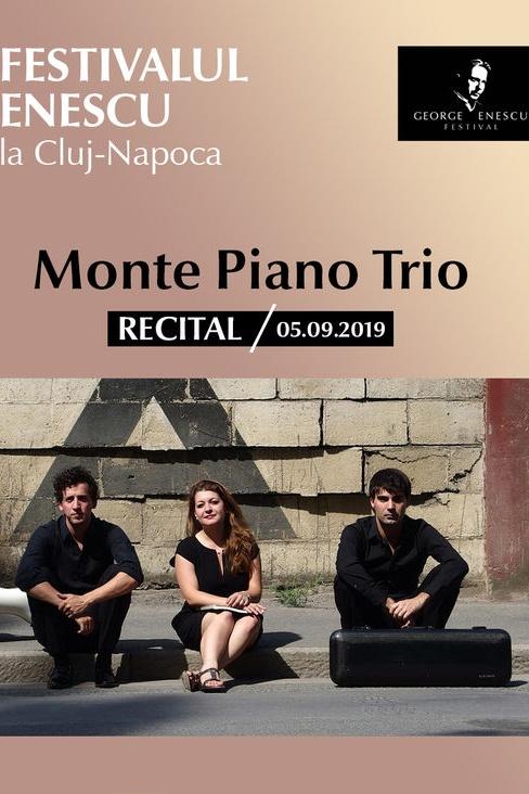 Monte Piano Trio la Academia de Muzică