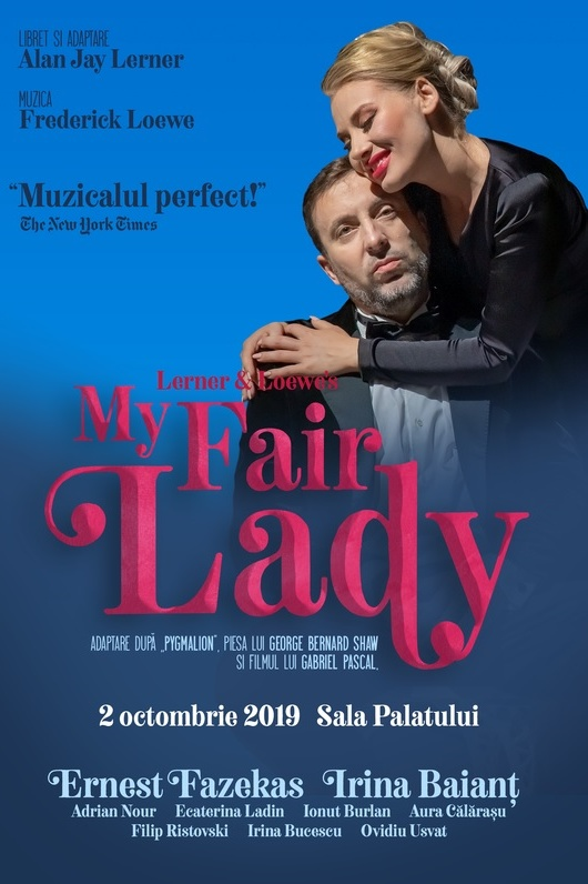 My Fair Lady la Sala Palatului