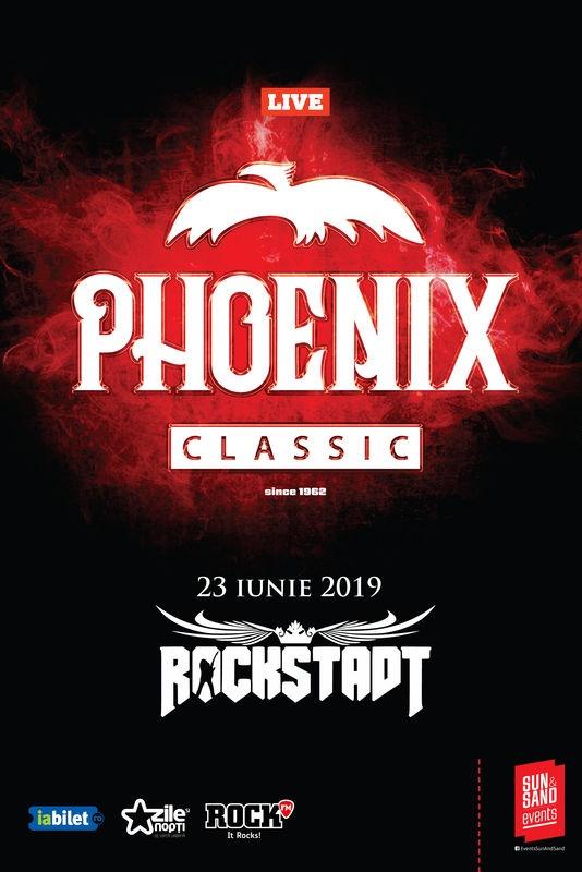 Phoenix la Rockstadt