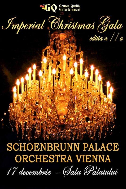 Schöenbrunn Palace Orchestra Vienna 2019 la Sala Palatului