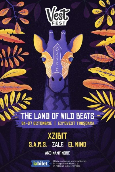 Poster eveniment Vest Fest 2019