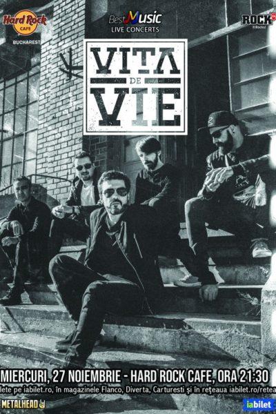 Poster eveniment Vița de Vie