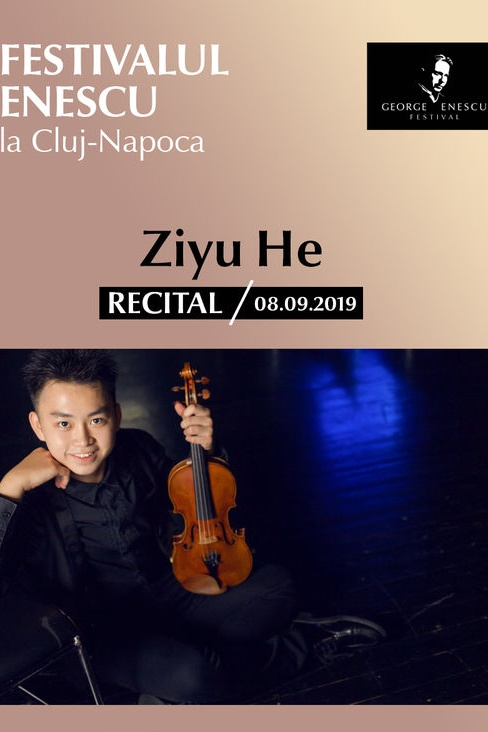 Ziyu He la Academia de Muzică