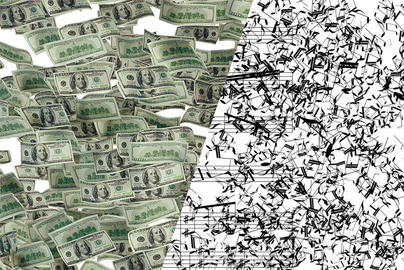 Muzică și bani